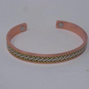 Avon Tritone Copper Magnetic Bracelet Small